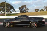 Alloy Wheels 2007 HSV Maloo Ute R8  Zenetti Masquerade B 22in