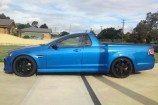 Alloy Wheels Holden VE Ute SS  GTS Black 20in