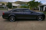 Alloy Wheels Holden Caprice WM  Advanti Desire Silver 20in