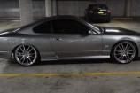 Alloy Wheels Nissan 200SX Spec S  Enkei GTC01 20in
