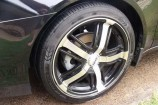 Alloy Wheels Mitsubishi Lancer ES MY08  Advanti Riot 18in
