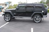 Alloy Wheels Jeep Wrangler MY10  XHp Raptor Chrome 22in