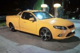 Alloy Wheels Ford Falcon FG XR8 Ute  Advanti Medusa 20in
