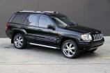 Alloy Wheels Jeep Grand Cherokee MY04  Advanti Sabotage Chrome 22in