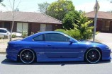 Alloy Wheels Nissan 200SX S15 Spec S  Advanti Chameleon 20in