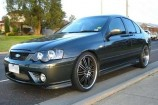 Alloy Wheels Ford Falcon BF Mk II XR6   Vertini Hennessy 20in