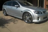Alloy Wheels 2009 Commodore VE  Advanti 19in
