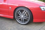 Alloy Wheels Commodore VZ SV6  20in Koya Inox Vizzo