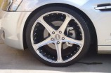 Alloy Wheels Holden Calais VE  Advanti Gauntlet Silver 20in