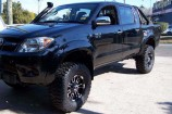 Alloy Wheels Toyota Hilux V6  Koya Rambo 16in