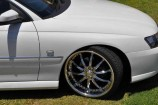 Alloy Wheels Holden Calais  Versus 20in Vendetta Chrome