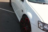 Alloy Wheels Commodore VE SS  Advanti Tourer Red 20in