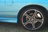 Alloy Wheels Ford BA Ute  Advanti Gauntlet Black 19in
