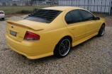 Alloy Wheels 2005 FORD BA Mk II XR6  Advanti Volt 18in