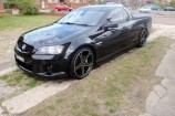 Alloy Wheels Holden VE SV6 Ute MY09   Advanti Gauntlet Black 20in