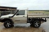 Alloy Wheels 2006 Nissan Patrol DX  Allied Tomahawk 16in