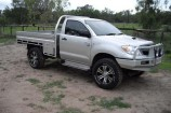 Alloy Wheels MY09 Toyota Hilux SR   Allied Hammer 17in