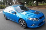 Alloy Wheels Ford FG XR8  19in XHP Krayzee