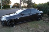 Alloy Wheels Holden VE Commodore  22in Advanti Tourer