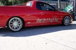 Alloy Wheels Holden VY Ute  G2 125 Chrome 20in