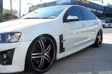 Alloy Wheels Holden HSV GTS  Versus Wraith 20in