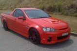Alloy Wheels 2011 Commodore Ute SV6  Advanti Tourer Red 20in