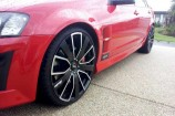 Alloy Wheels Holden HSV R8   Advanti Tourer Black