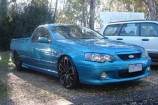 Alloy Wheels 2004 BA Ford Ute  20in Advanti Tourer