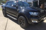 Alloy Wheels Ford Ranger  Fuel Beast 17in